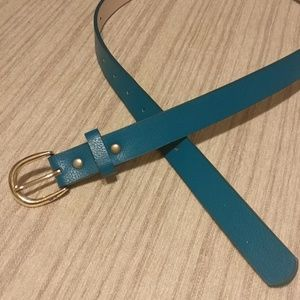 Claire's Teal Belt